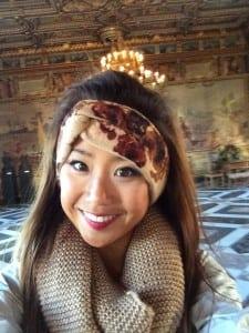 Carissa Tang Intern Business Travel Life
