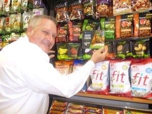 Hudson News Healthy Travel Snack