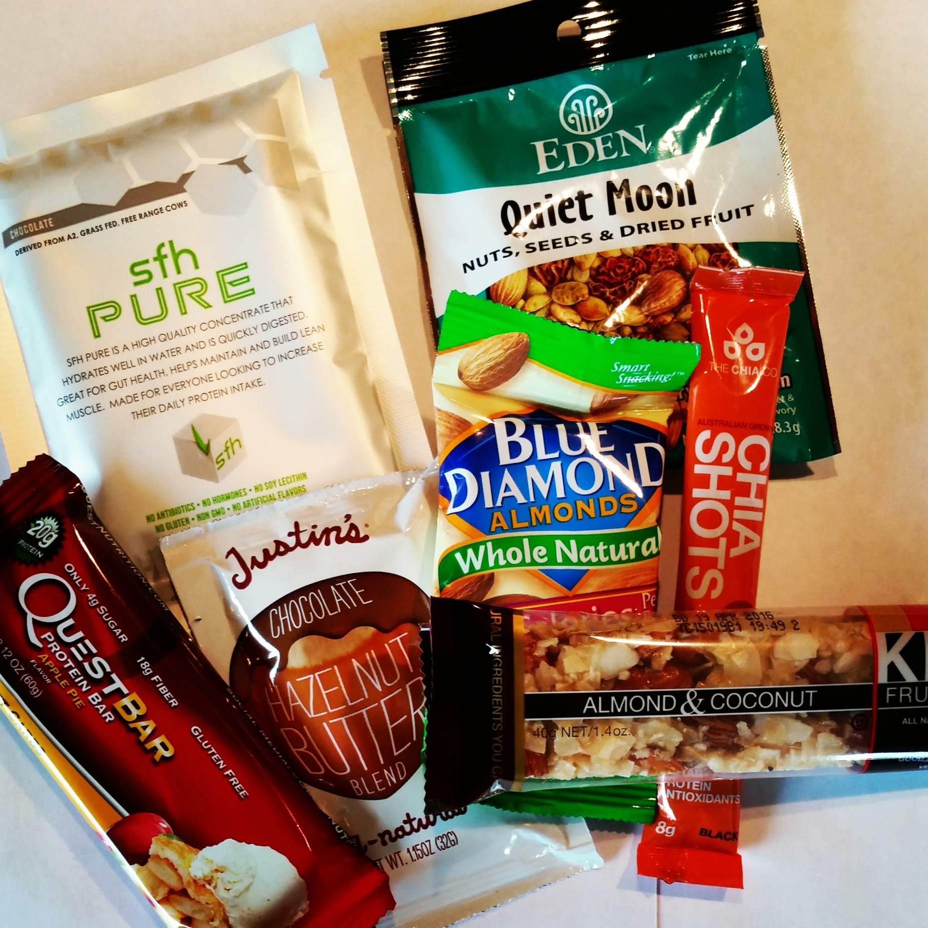 30 Healthy Travel Snacks For Flying - Business Travel Life