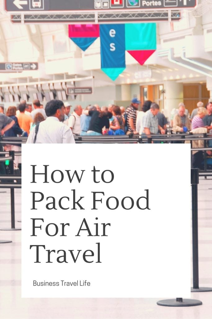 tsa food rules business travel life 8