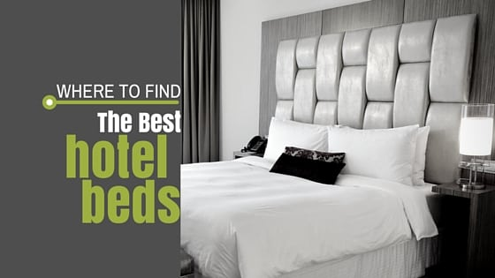 Best Hotel Beds And Where You Can Buy Them Business Travel Life