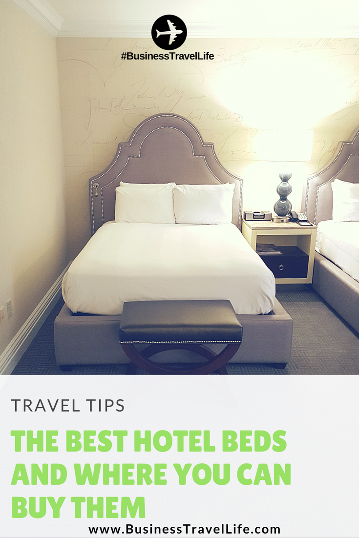Best hotel beds and where you can buy them business for Where can you buy beds
