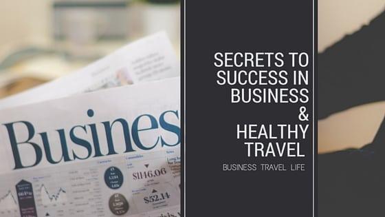 oad Warrior Secrets Business Travel Life