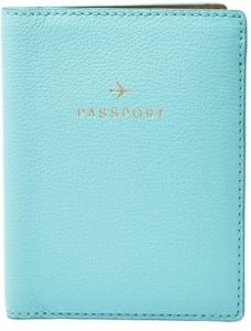 Passport Holder by Fossil Business Travel Life