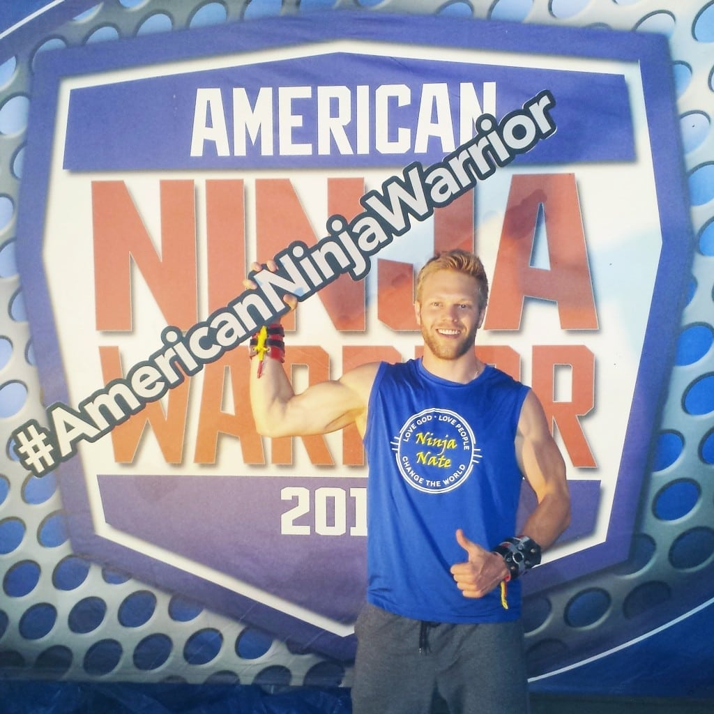 Road Warrior Ninja Warrior Nathan Burkhalter Business Travel Life