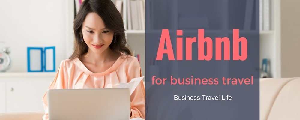 airbnb business travel header