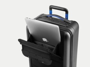 Bluesmart Carry-on Luggage- Travel like James Bond - Business ...