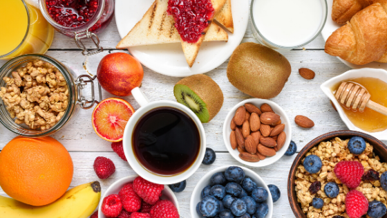 How To Eat A Healthy Hotel Breakfast Business Travel Life