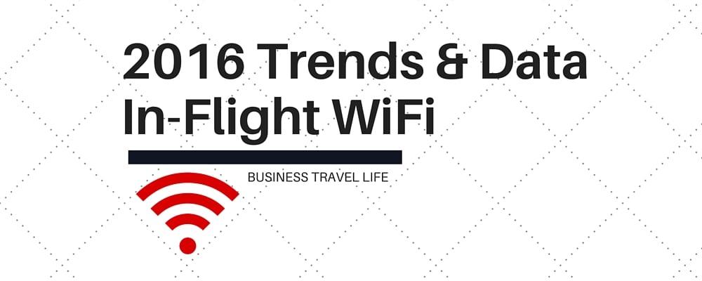 In-Flight WiFi Business Travel Life