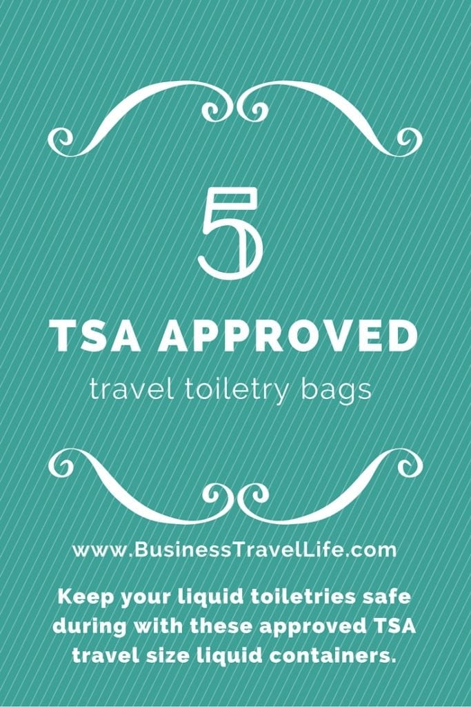 TSA Travel Size Business Travel Life 10