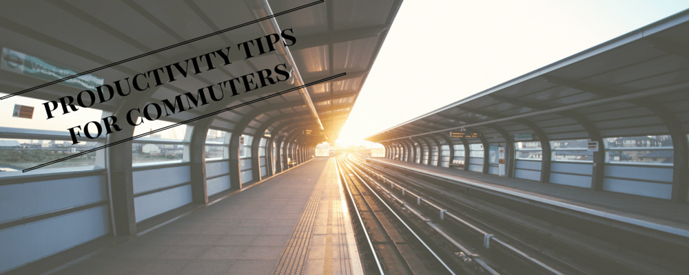 Commuter Train Hacks for Productivity Business Travel Life