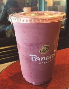 Healthy options at Panera Bread Business Travel Life