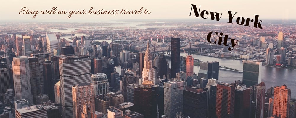 Healthy Business Travel Guide Business Travel Life 1