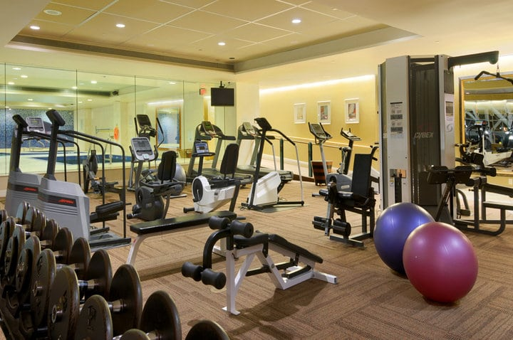fit travel trends airport gyms business travel life 2