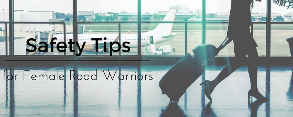 Travel Safety Tips for Female Business Travelers Business Travel Life