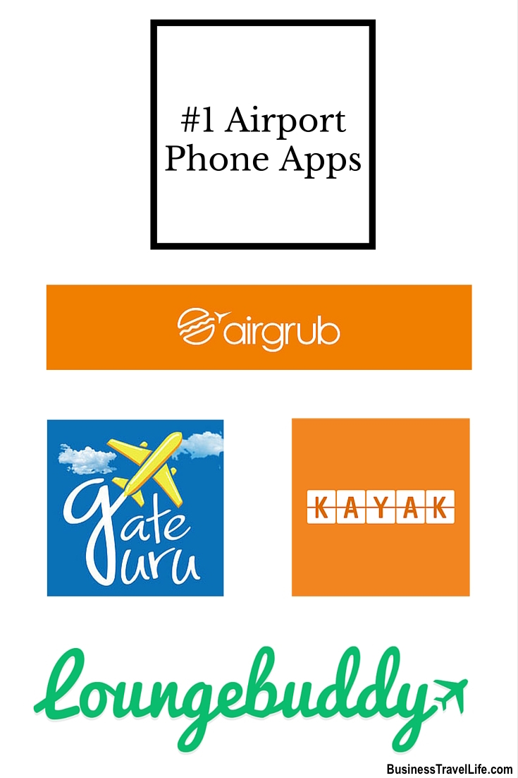 best airport phone apps Business Travel LIfe
