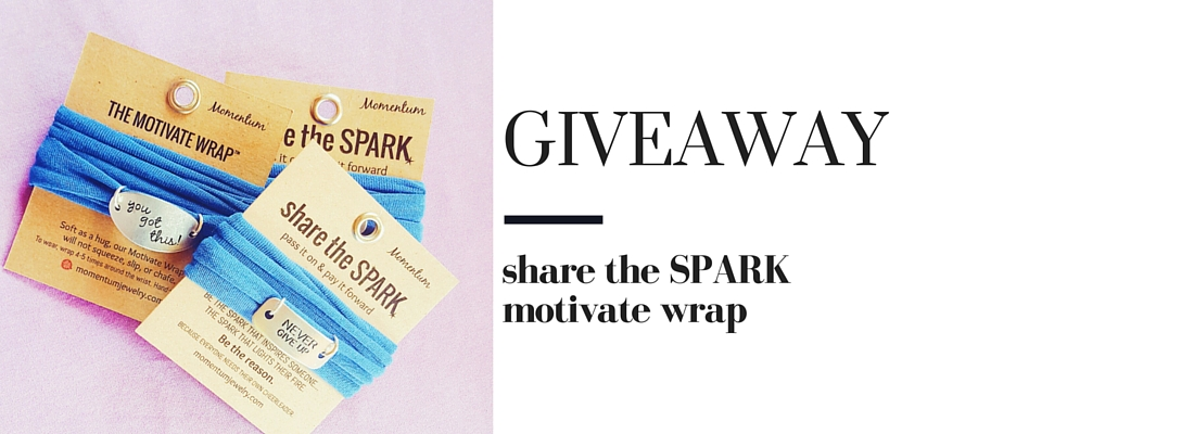 motivate wrap giveaway