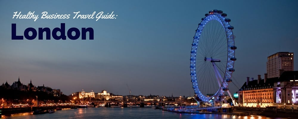 London Travel Guide business travel life