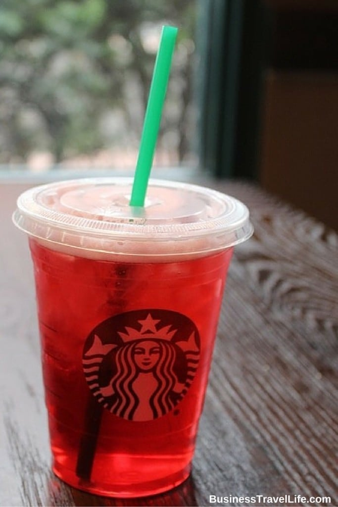 healthy starbucks drinks business travel life 3