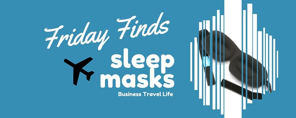 sleep mask benefits business travel life header