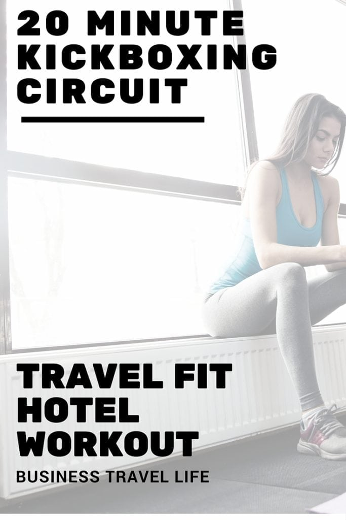 Hotel Workout Business Travel Life Image
