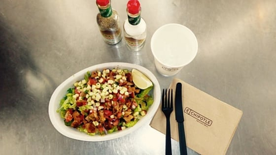 chipotle diet business travel life 4