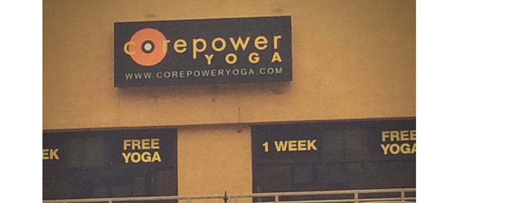 Core Power Yoga Locations
