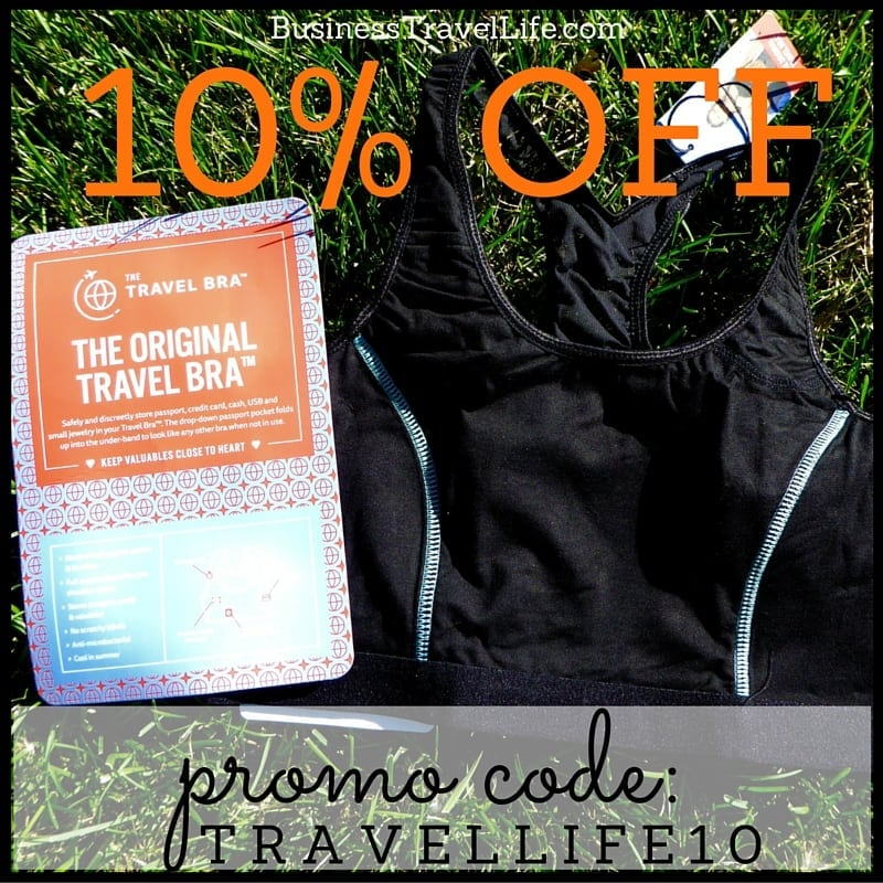 the travel bra promo code