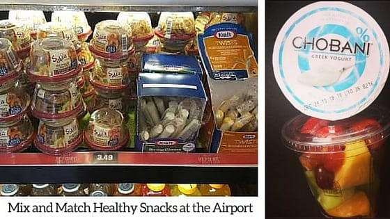 healthy airport food business travel life