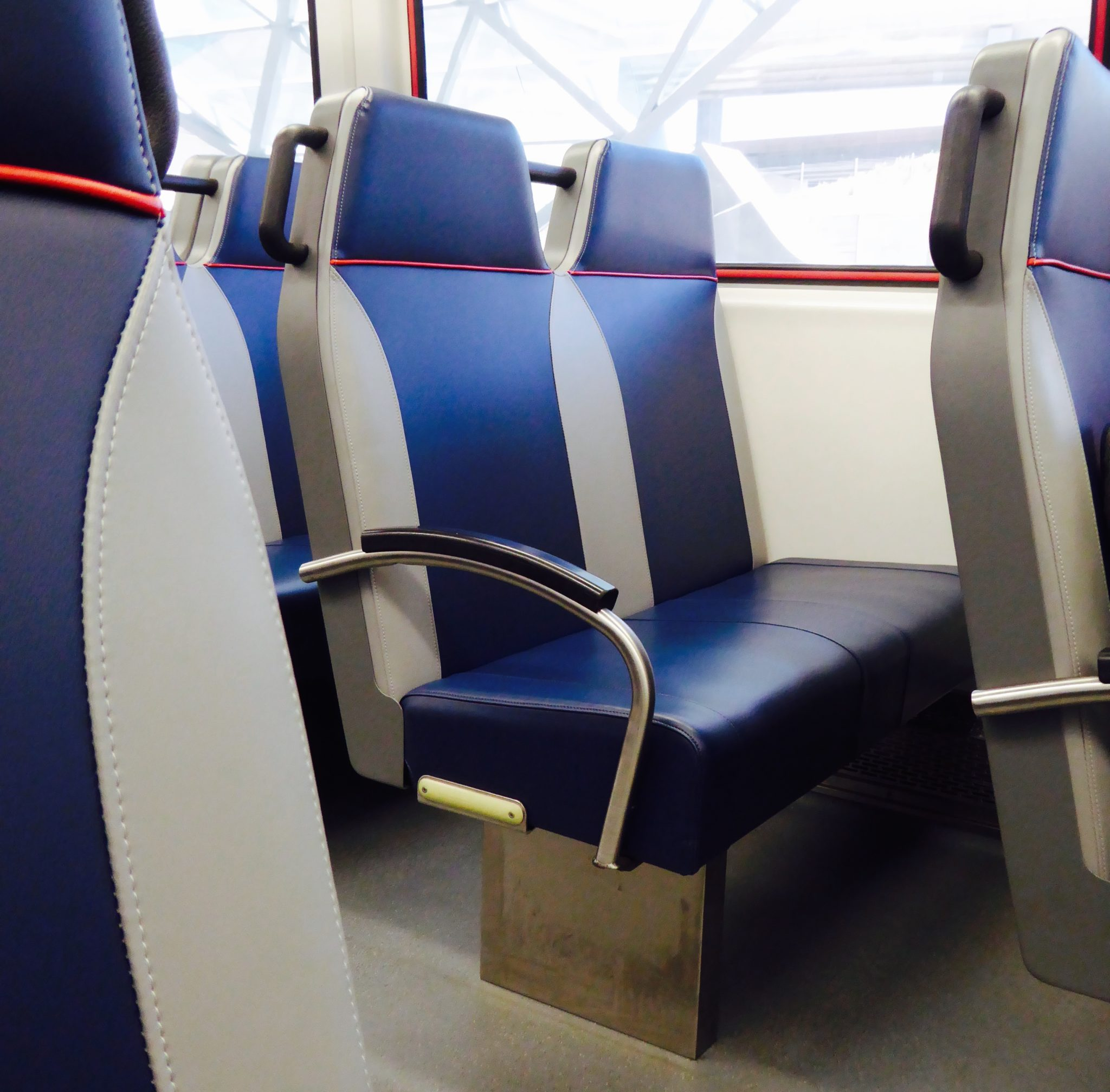 light rail to DIA business travel life 7
