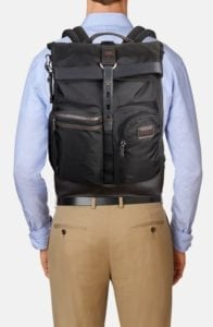 mens professional backpack business travel