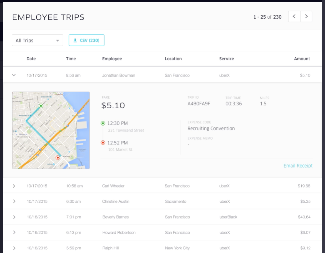 uber for business business travel life 2