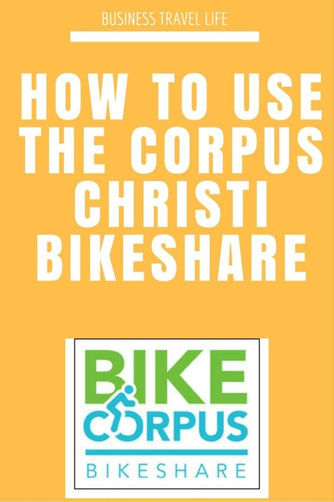 bike corpus chrisit business travel