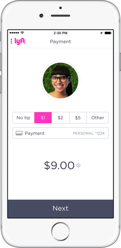 lyft for business travel life