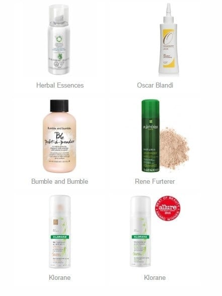 what is dry shampoo business travel life 10