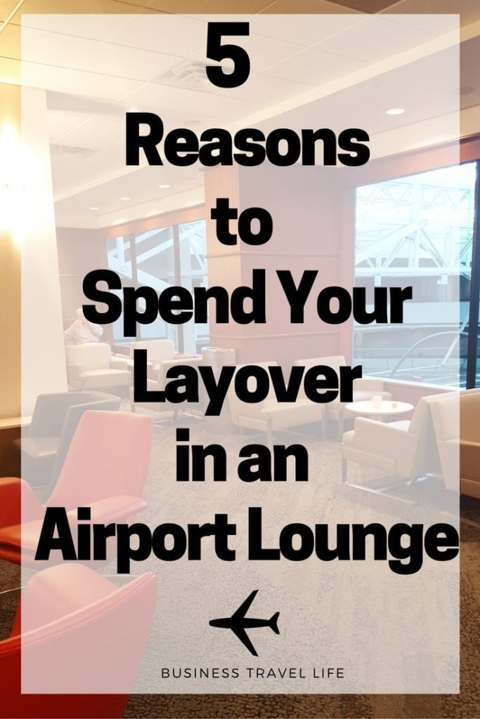 airport lounge business travel life tips