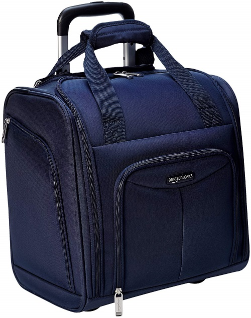 regional jet carryon luggage