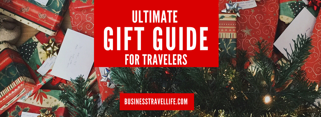2016 gift guide for travelers business travel life for Good gifts for a traveler