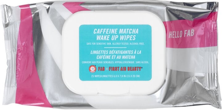 Face Wipes for Travel