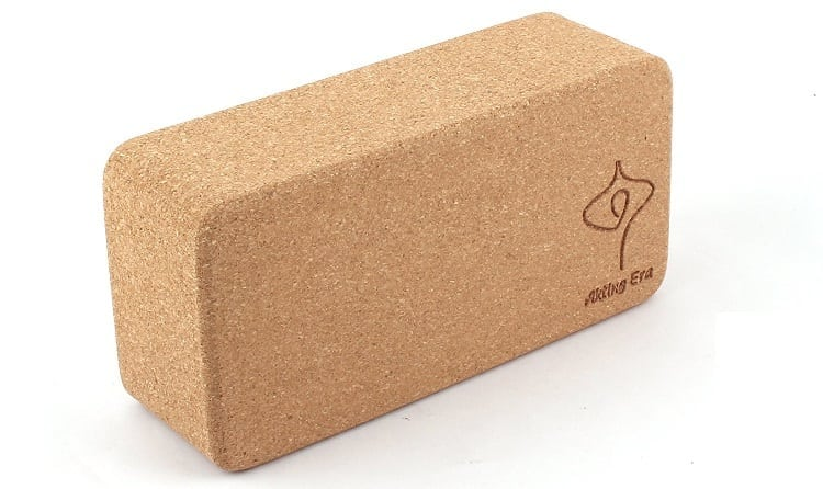 travel yoga block