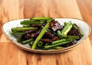 Healthy Options PF Chang Mongolian Beef