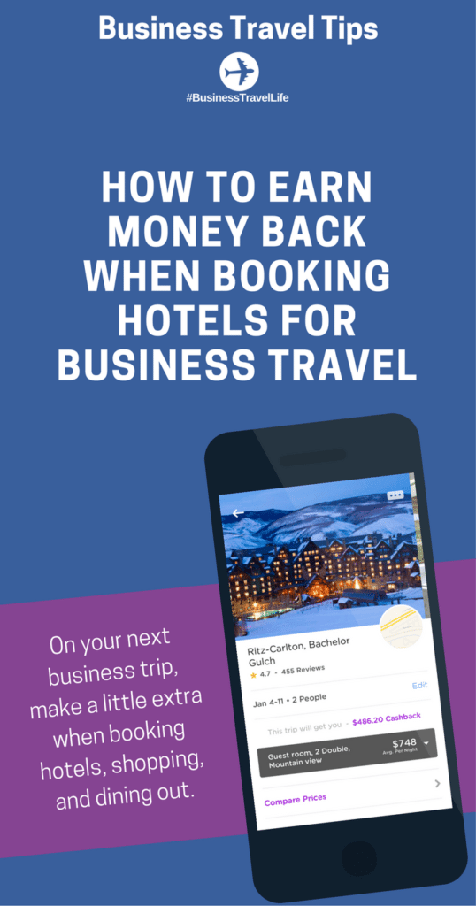 dash app business travel life