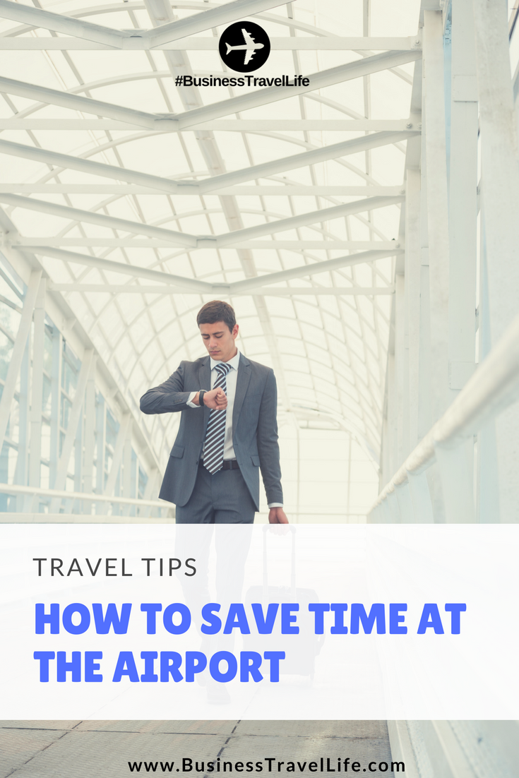 save time at the airport