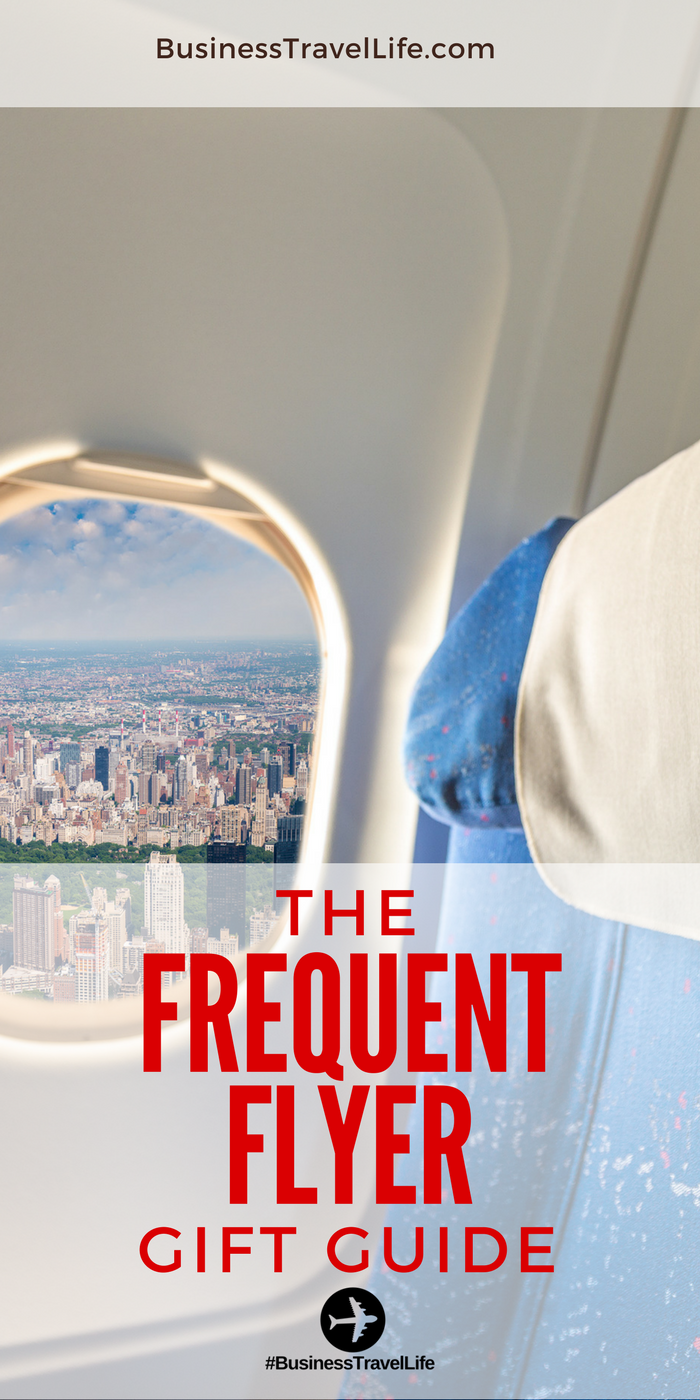 gifts for frequent flyers business travel life