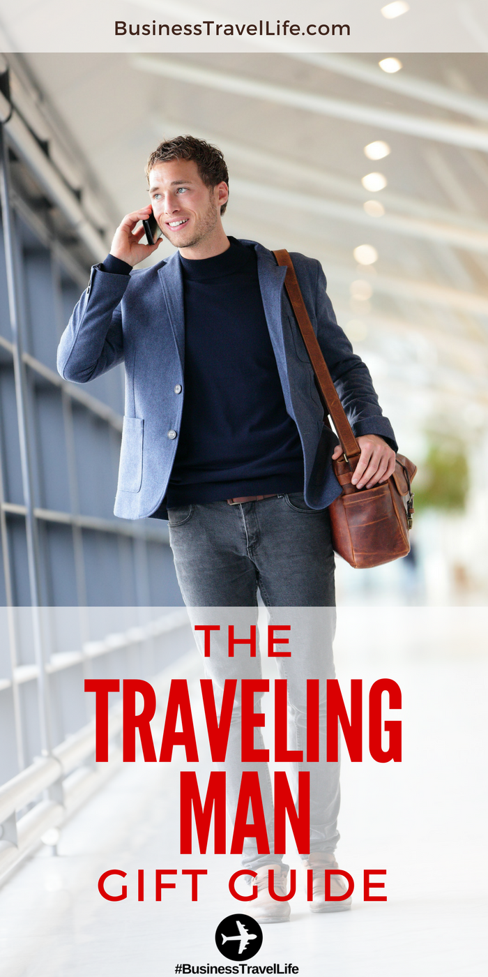 gifts for men that travel business travel life