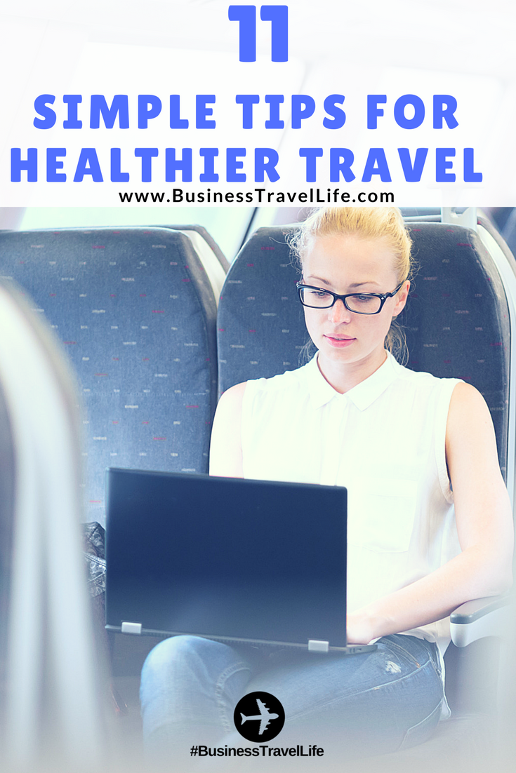 healthy travel tips business travel life