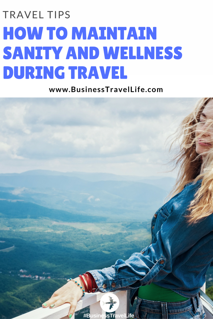 healthier travel tips business travel life