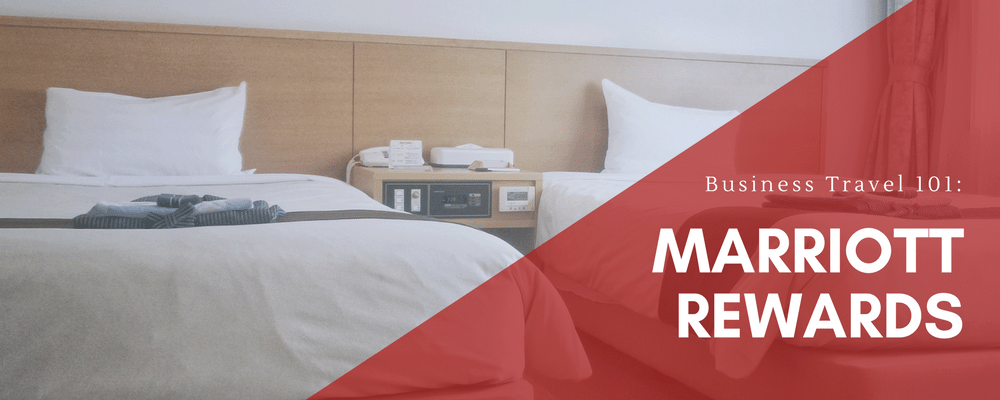 Marriott Rewards, Business Travel Life