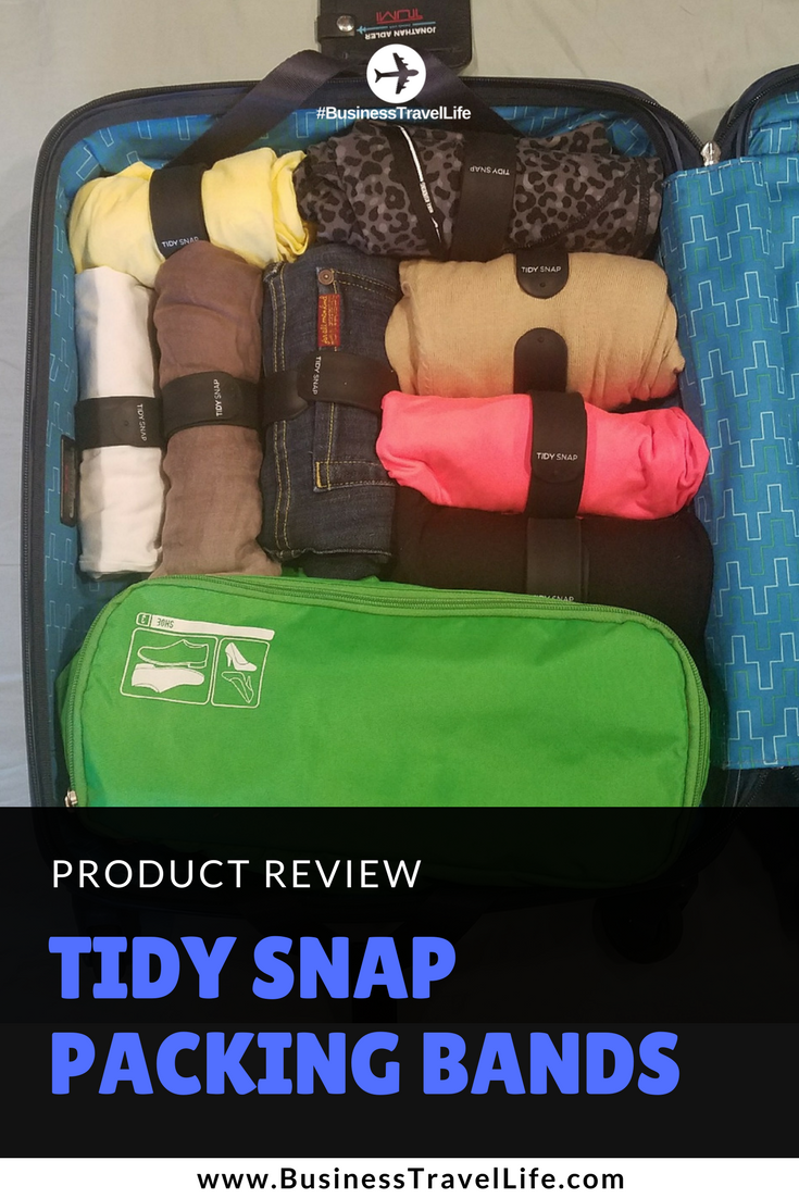 Tidy Snap Review Business Travel Life