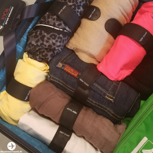 Tidy Snap Review : Pack Your Luggage More Efficiently with Tidy Snap